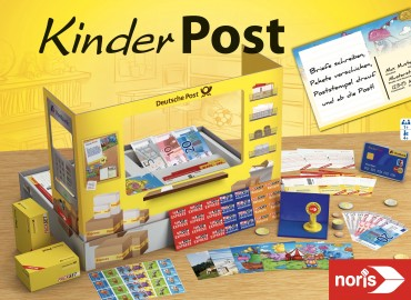 Noris Kinderpost Kinderspiel Rollenspiel Post - Post kennenlernen