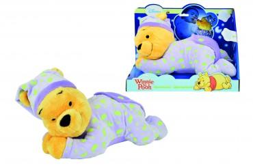 Disney Winnie The Puuh - Gute Nacht Bär II - Plüsch Figur ab 0 Monaten