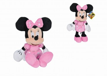 Simba Disney MMCH Core Minnie 35cm Kuscheltier Plüschfigur