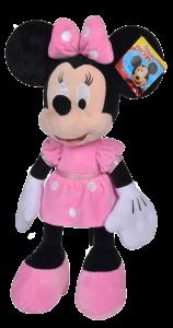 Simba Disney MMCH Basic Minnie 61cm Kuscheltier Plüschfigur