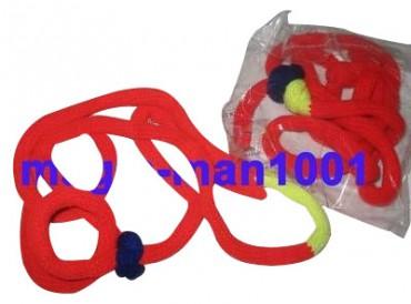 Zaubertrick: Zwei-Farben wechselnder Knoten