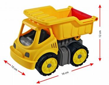 BIG Power-Worker Mini Kipper - Laster Spielzeug outdoor Sandkasten Strand