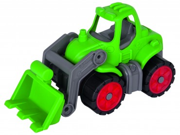 BIG Power-Worker Mini Traktor - Trecker Spielzeug outdoor Sandkasten Strand