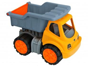 BIG Power-Worker Kipper - Laster Spielzeug Auto LKW Sandkasten Strand