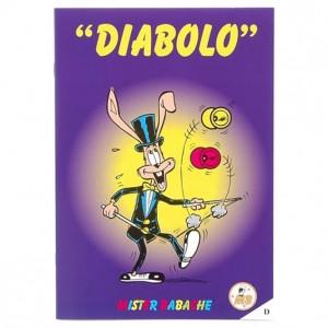 "Mister Babache Jonglierheft ""Diabolo"""