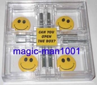 Münz Puzzle Box   -   COIN PUZZLE BOX