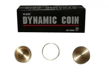 Dynamische Münzen - Münzen verschwinden