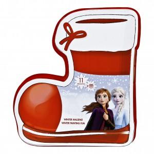 Frozen gefüllte Nikolausstiefel 12 teilig - Nikolaus Stiefel Weihnachten