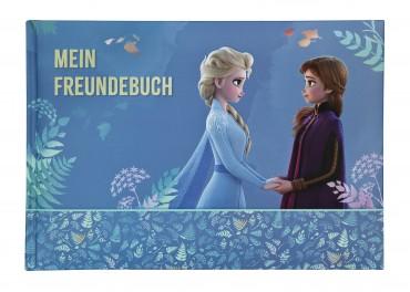 Frozen Freundebuch Disney Die Eiskönigin II - Feundschaftsbuch Tagebuch