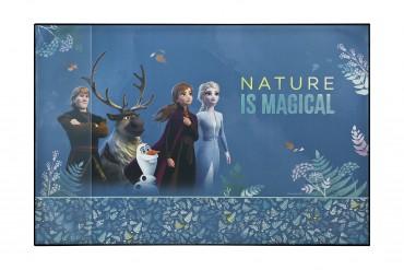 Disney Frozen 2 Eiskönigin  Schreib- und Malunterlage Schreibtisch Unterlage 38 * 58 cm