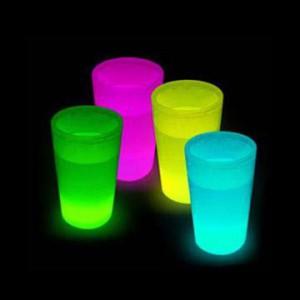 Leuchtglas mit Knicklicht 340 ml
