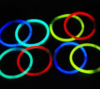 Knicklichter Leuchtball glow ball Knicklichtball