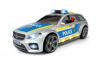 Mercedes-AMG E43 - Polizeiauto 1:16 - Licht - Sound - Heckklappe 30 cm lang