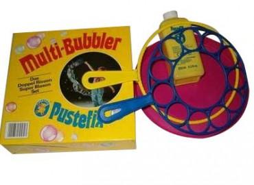 Pustefix Multi-Bubbler - Das Doppel Riesen Super Blasen Set