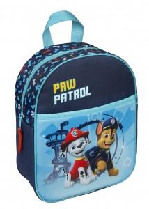 Paw Patrol Rucksack  mit 3D Tasche - Kinderrucksack Schule Sport Kita