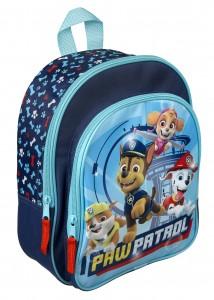 Paw Patrol Rucksack mit Vortasche - Kinderrucksack Schule Sport Kita