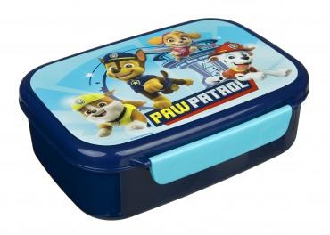 Paw Patrol Brotzeitdose mit Einsatz - Lunchbox Brotzeit Vorschule Kita Schule