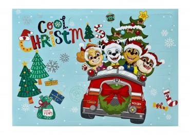 Paw Patrol Adventskalender Weihnachten - Kalender Advent Weihnachtskalender