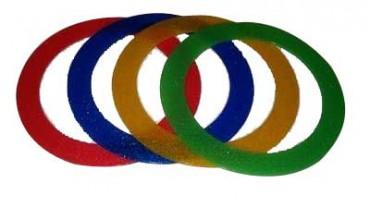 Jonglierringe - Ringe zum Jonglieren