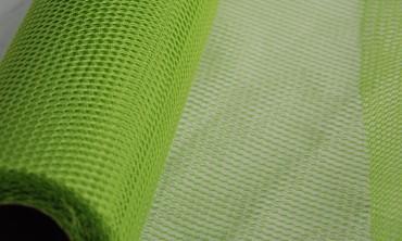Tüll in hellgrün 35cm x 10m